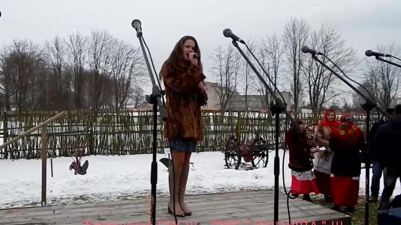 Снег летит и летит Оля Гвоздовская 15 лет Бездеж Масленица