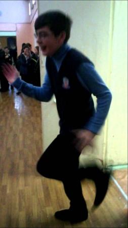 Пётр Ломако рвёт танцпол