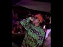 Бруно 30 июня в ночном клубе «Larc Paris» в Париже.