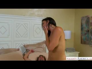 Reagan Foxx, Tyler Nixon  My Friend's Hot Mom  Aug 9, 2018 NEW 4K HD  American, Ass smacking, Ball licking, Big Fake Tits