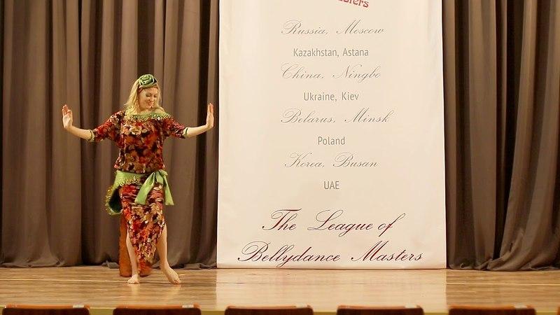 ПОНОМАРЁВА ЯРОСЛАВА Лига профессионалов восточного танца