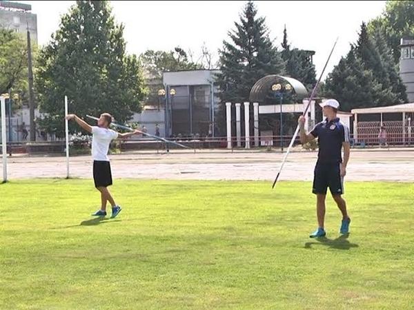 Сакские копьеметатели стали призерами всероссийских турниров