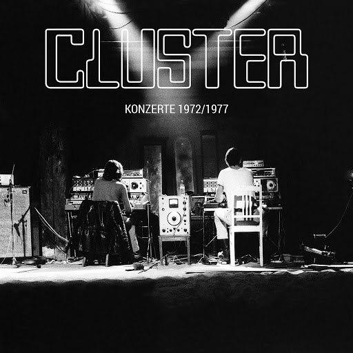 Cluster альбом Konzerte 1972 / 1977 (Live)