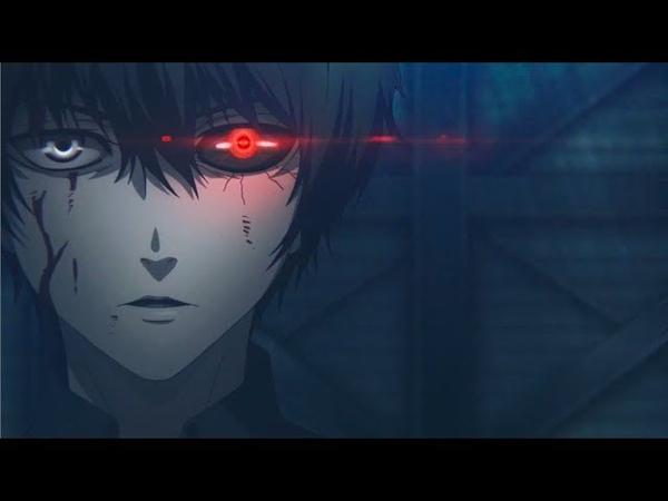 Kaneki Turns Into Black Reaper_Tokyo Ghoul: Re「AMV」- u n r a v e l