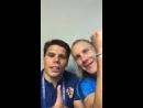 Вида и Вукоевич записали видео после победы над Россией, где посвещают победу Украине, говоря «Слава Украине!»
