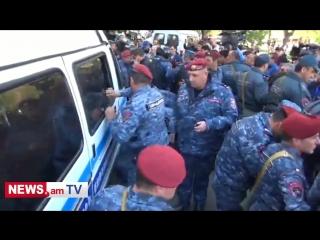 Революция в Ереване