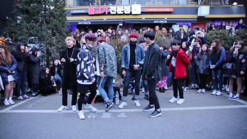 D O B 디오비 20160130 홍대 공연《BANG BANG BANG》 BIGBANG