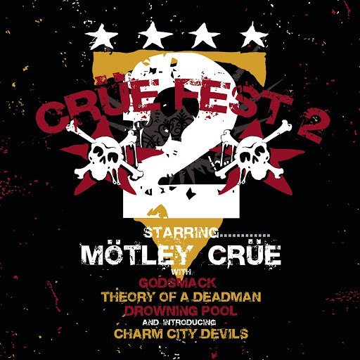 Mötley Crüe альбом White Trash Circus