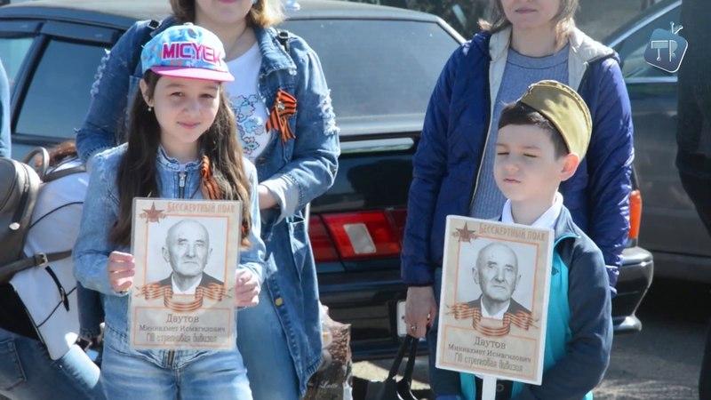 Новости от Спутник ТВ про 9 мая 2018 мероприятия на Мемориальном комплексе Защитникам Отечества
