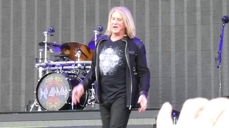 Rocket Animal Foolin Def Leppard@Hersheypark PA Stadium 5/25/18