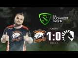 Virtus.pro 1:0 Team Liquid, bo3. The Bucharest Major 2018