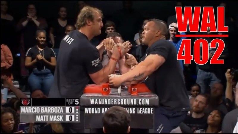 World Armwrestling League 402 (Arm Wrestling Compilation 2018) » Freewka.com - Смотреть онлайн в хорощем качестве