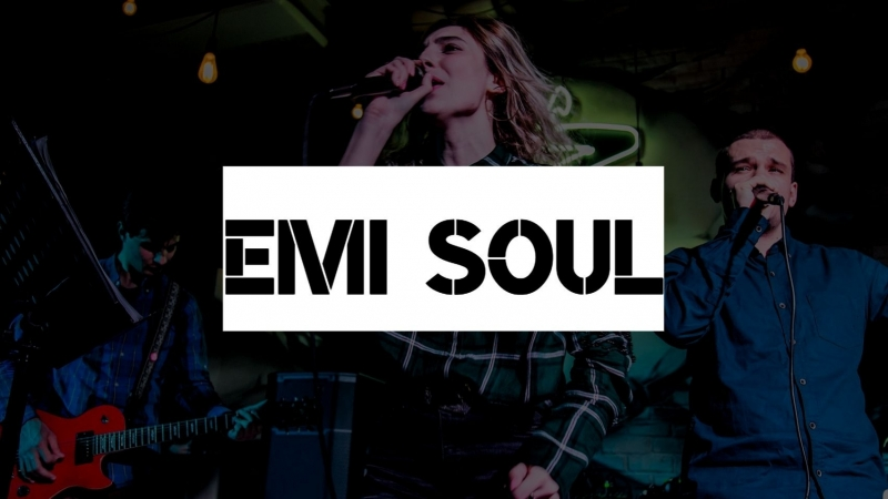 EMI SOUL - Wicked Game (Chris Isaak live cover) / Harat's Irish Pub