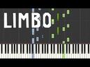 Dark Piano - Limbo | Synthesia Tutorial