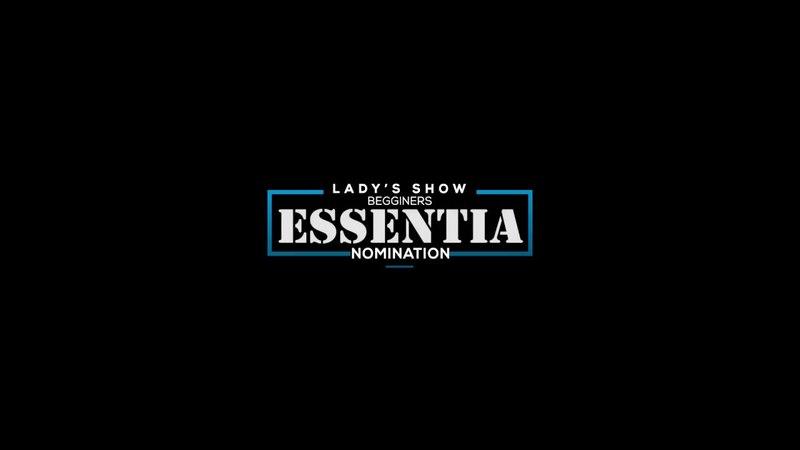 INSIDE DANCE FESTIVAL'18/LADY BEGINNERS/Essentia