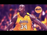 Shaquille O'Neal -