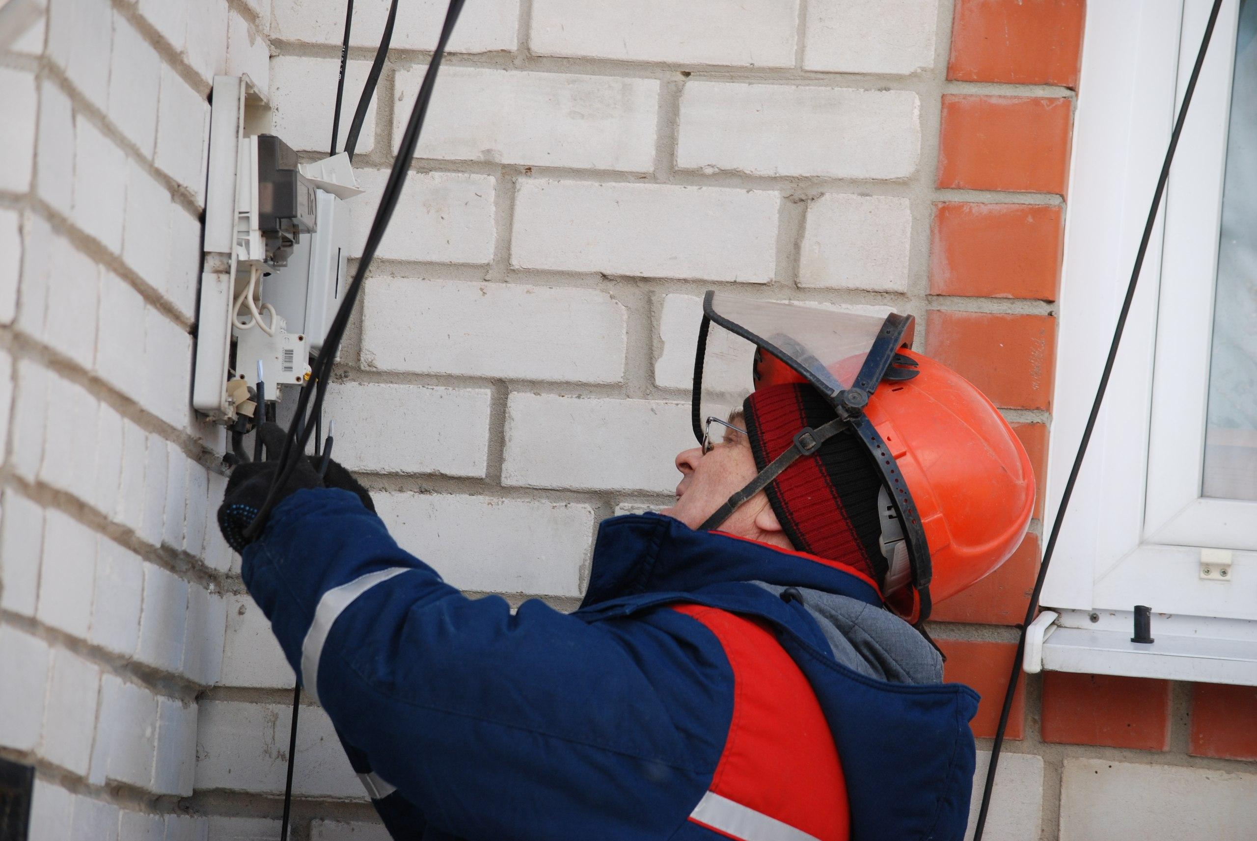 Cотрудники Курскэнерго в январе 2018 года выявили хищений электроэнергии на сумму свыше одного миллиона рублей