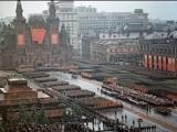 ПАРАД ПОБЕДЫ МОСКВА 1945г. В ЦВЕТЕ