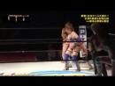 Aya Yuuki, Ryo Mizunami, Sakura Hirota vs. Ayumi Kurihara, Kana, Mika iida (WAVE)