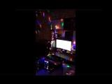 Диско шар + свето музыка