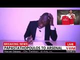 Sokratis name already causing havoc in Kenya