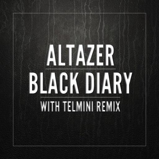 Altazer альбом Black Diary