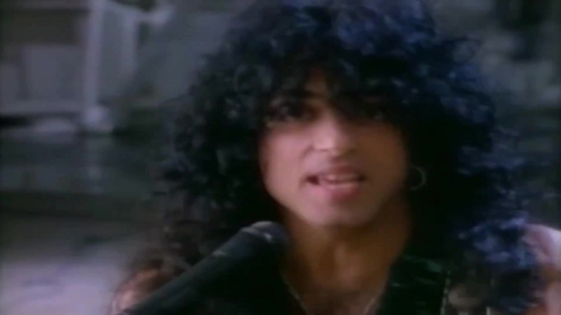 Kiss - God Gave Rock N Roll To You II 1991 год 1080p