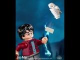 LEGO Harry Potter - Harry Receives His Hogwarts Letter