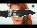 Torn Paper Effect   Photoshop Tutorial