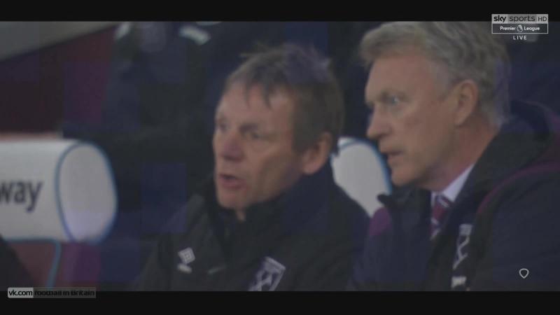 Вест Хэм 1:1 Лестер. Послематчевый ролик Sky Sports