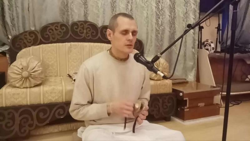 ШБ 3 14 30 34 Ишвара Таттва Вид прабху