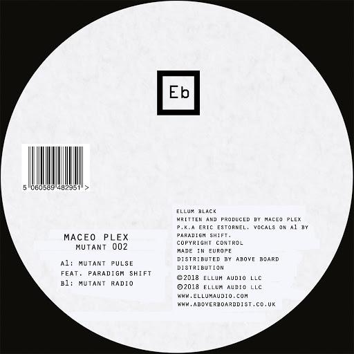 Maceo Plex альбом Mutant 2