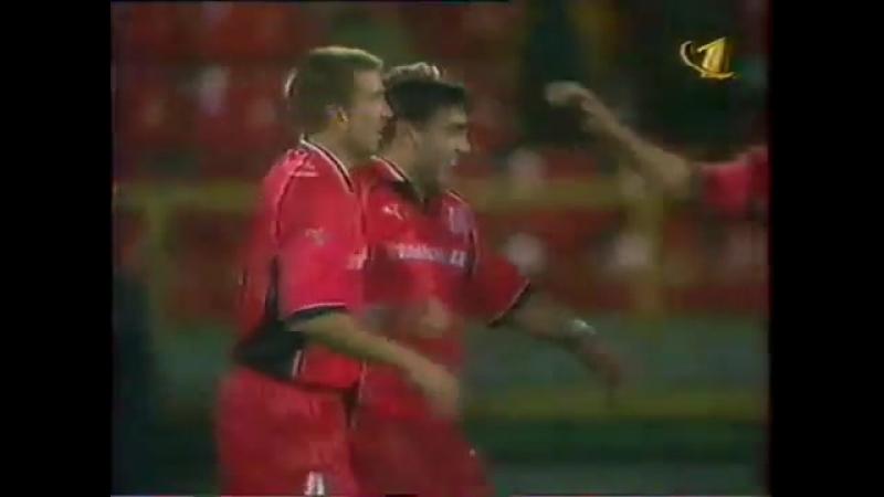 Кубок УЕФА 199900. Локомотив (Москва) — Люнгбю (Дания) - 30 (30).