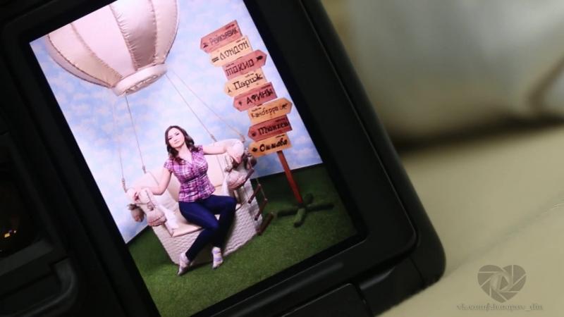 Фотосессия в студии девушка модель Москва, красивое видео бэк bakstage со студии видеосъемка фотосъемка фотосессий в Москве