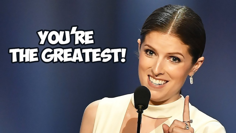 Anna Kendrick Finds George Clooney Really Annoying | AFI Life Achievement Award