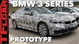 This is it! Brand New 2019 BMW 3 Series Spotted in the Wild