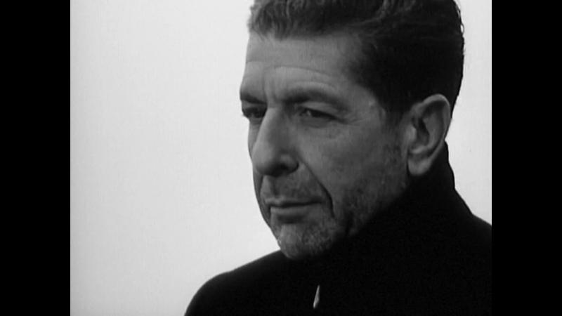 Leonard Cohen - First We Take Manhattan (1988)