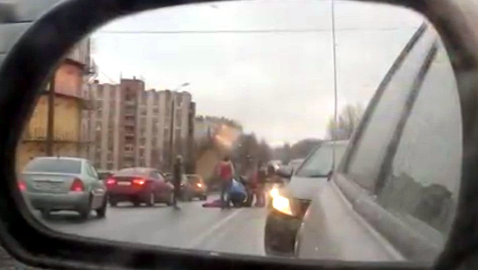 В Ярославле 11-летний мальчик попал под колеса автомобиля