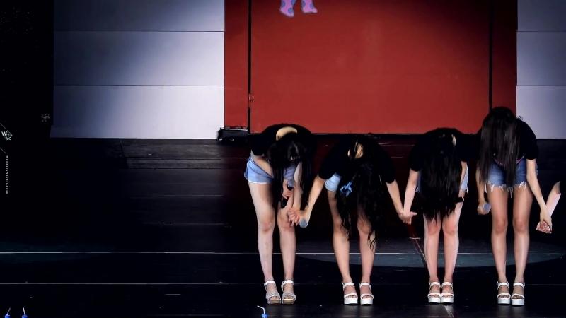 180329 레드벨벳 일본 콘서트 Red Room in Japan 멘트 사탕 엔딩 Ment Candy Ending 레드벨벳 조이 Red Velvet Joy Fancam 직캠
