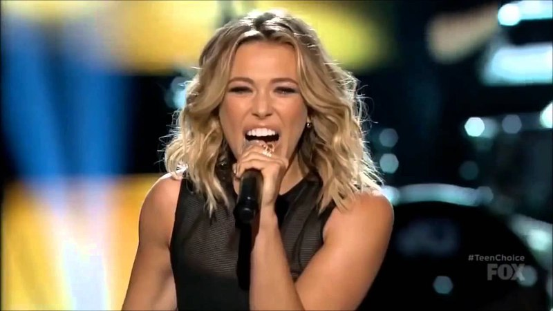 Fight Song - Rachel Platten (Teen Choice Awards 2015)