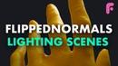 The Best Way to Light Your Scenes - FlippedNormals Lighting Scenes