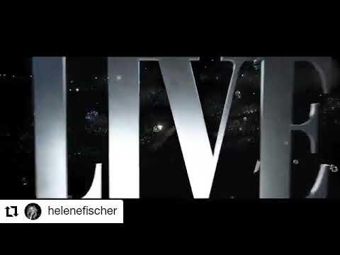 Helene Fischer verrückt sexy wahnsinn Gänsehaut pur .wer das nicht spürt 😊.👍❤❤❤❤💓💓💓