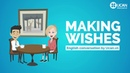 Learn English Conversation Lesson 25 Making Wishes