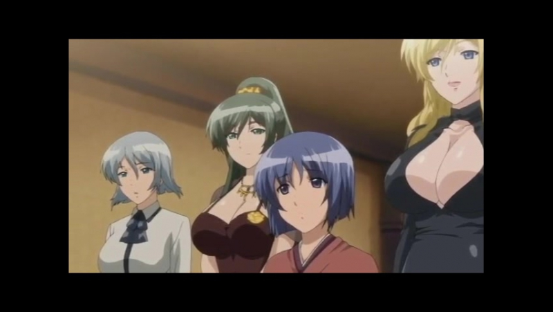Шесть сестёр дома графа Кириган Kiriya Hakushakuke no Roku Shimai 1