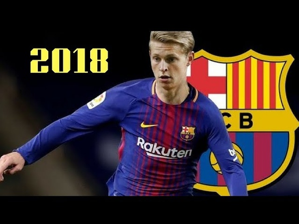 Frenkie De jong - The Perfect Player For Barcelona || 2018