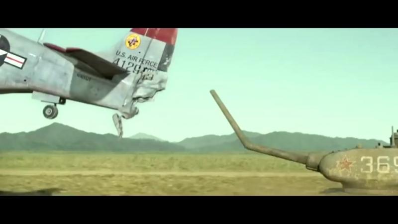 Индийское кино отдыхает Корейский фильм о войне Западный фронт сочный отрывок