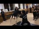 Ансамбль Янардагъ - Урок акробатики №2