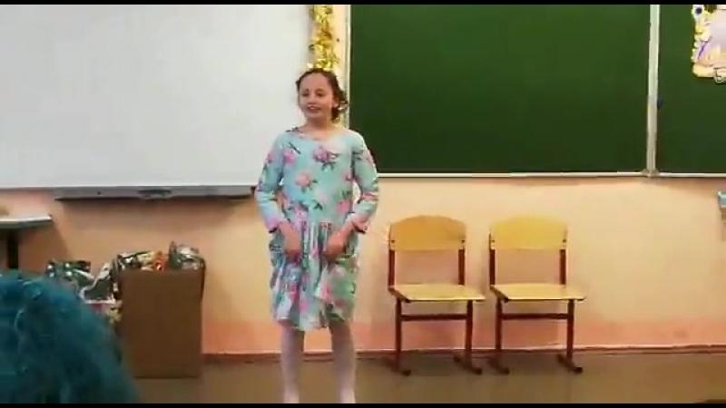 Первое исполнение Сашиной песни