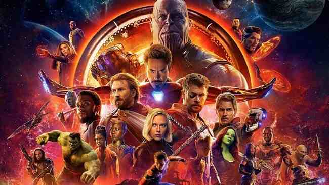 Avengers Infinity War In Hindi Dubbed Torrent