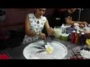 Тайское мороженое как готовят- Жареное мороженое- Тайланд Пхукет Патонг